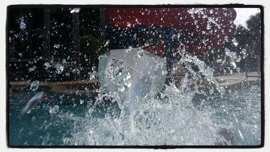fresh water Water Splash No Filter