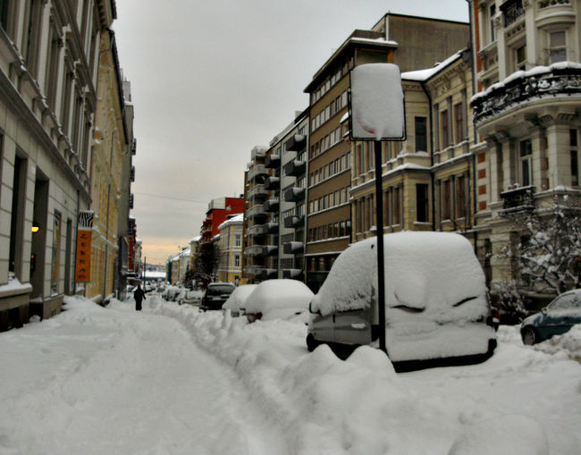 Oslo Snow ❄