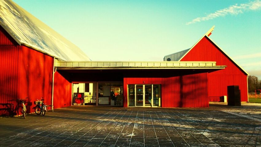Architecture Art Art Gallery