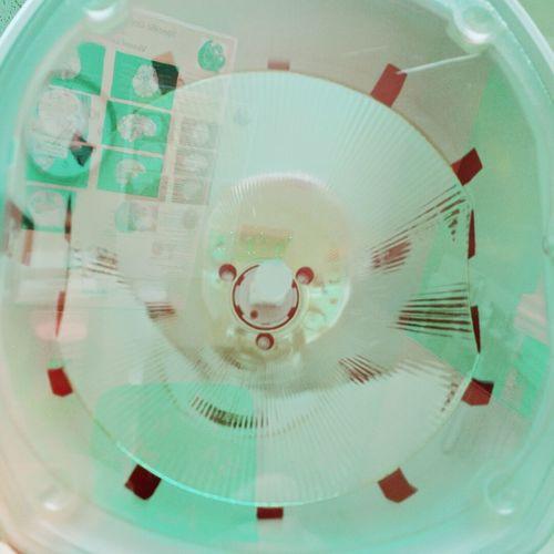 Green Blue Lights Light Hospitals Emergency Room Abstract Reflection Brain