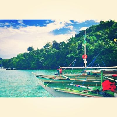 The Guimaras Isle and Motorboats. :) Chasingsummer