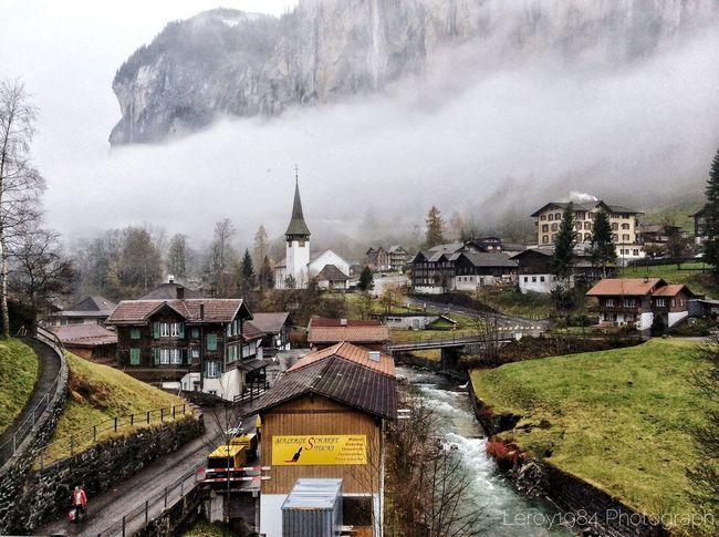 Jungfrau TOWNSCAPE