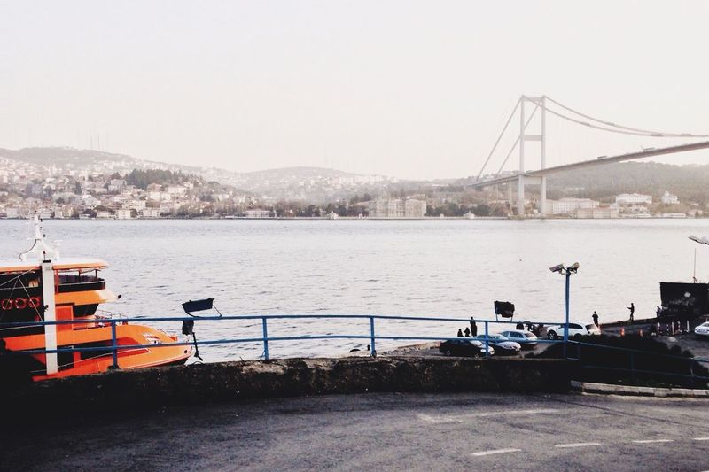 First Eyeem Photo Istanbul Turkey Bridge Bosphorus