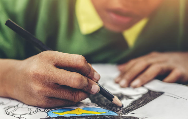 One Person Human Hand Hand Holding Men Adult Human Body Part Business Indoors  Real People Occupation Drawing - Activity Focus On Foreground Close-up Pen Creativity Table Art And Craft Selective Focus Design Professional Finger