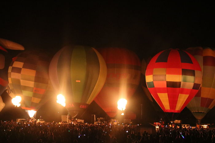 Ballooning Festival Colourful Crowd Eyeemnaturelover EyeEmNewHere Flames & Fire Fresh On Eyeem  Fun Hot Air Balloon HotAirBallonFestival Inflatables Large Group Of People Night Nightglow Nightphotography Outdoors People The Photojournalist - 2017 EyeEm Awards
