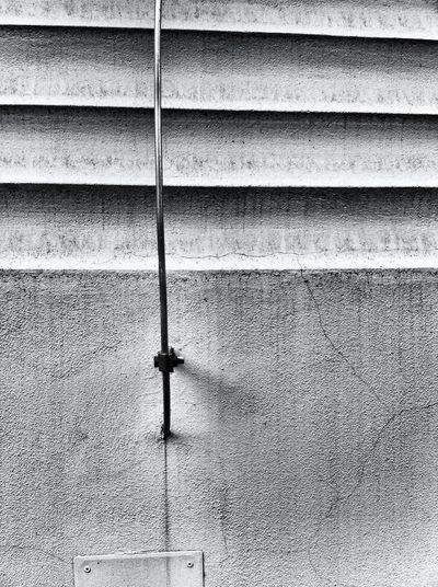 Wired Wall... Streetphotography Blackandwhite Bw_collection Minimalism