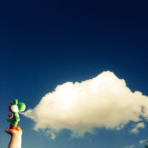 Little tame Dragon Creative Clouds And Sky Cloudporn Blue Sky