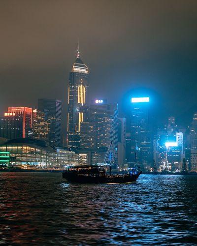 Hong Kong by