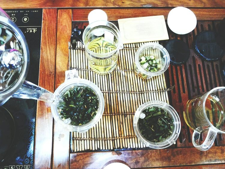 Tea Farm Life Traveling Chiangrai,Thailand Relaxing Time Hottea Thailand Gardening