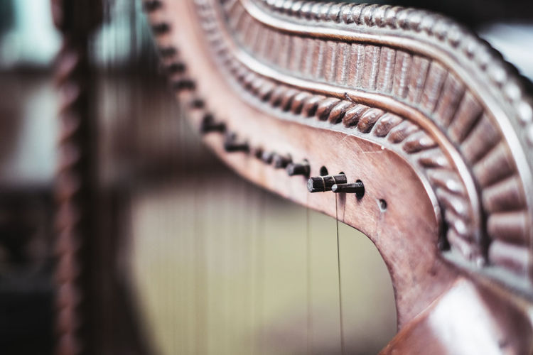 harp Antique Hello World Preserved Architecture Art And Craft Arts Culture And Entertainment Backgrounds Broken Built Structure Carving - Craft Product Close-up Craft Day Engraving Harp Indoors  Music Musical Equipment Musical Instrument Object Old Sculpture Selective Focus String Instrument Wood - Material Autumn Mood A New Perspective On Life Analogue Sound My Best Photo