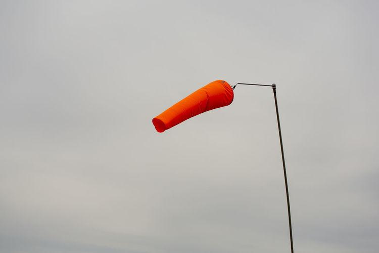 Windsock flying