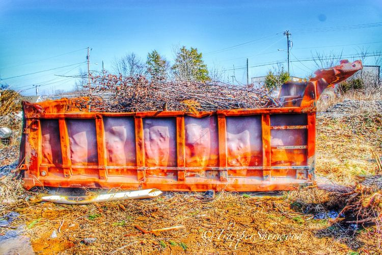 Hdr_Collection Abandoned Rustneversleeps Rusty Goodness