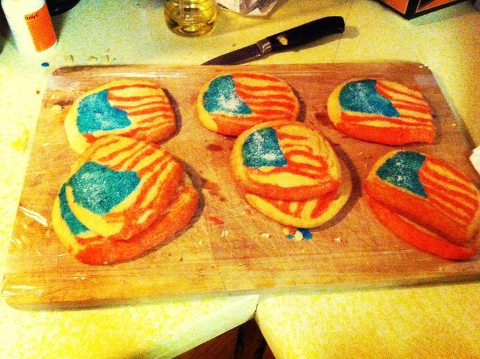 Happy4thofjuly2014 Cookies