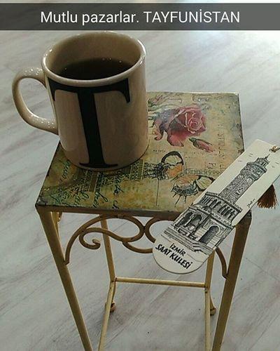 Günaydın Türkiye Mutlupazarlar Kahve çay Izmir Saatkulesi Salihli