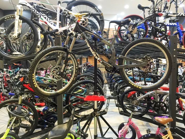 Cycle Bicycle Mode Of Transport Transportation Land Vehicle Wheel Bicycle Rack Large Group Of Objects Bicycle Shop Tire Lieblingsteil