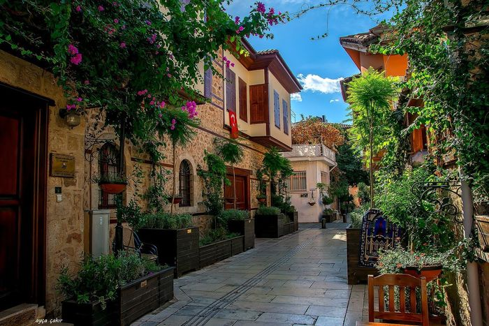 😊📸 günaydın Building Exterior Architecture Built Structure Tree Outdoors No People Day Hot Spring Vacations Travel Destinations *landspace Nature Cold Temperature