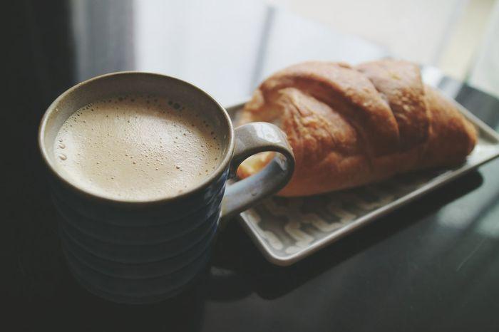 温かいコーヒーな朝です。 Hotcoffee Morning Foodporn Drinking Good Morning