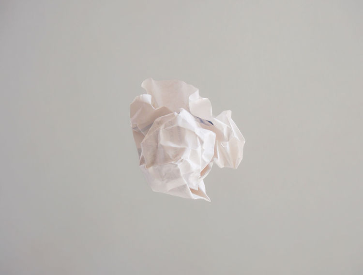 Isolated white paper ball Abstract Ball Blank Conceptual Crumble Crush Document Equipment Garbage Idea Isolated Office Paper Recycle Rejection Rough Rubbish Sphere Studio Shot Textures And Surfaces Thrash Used White White Background White Color Market Bestsellers 2017