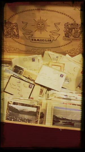 Senzatempo Letters Vintage Paroleparoleparole