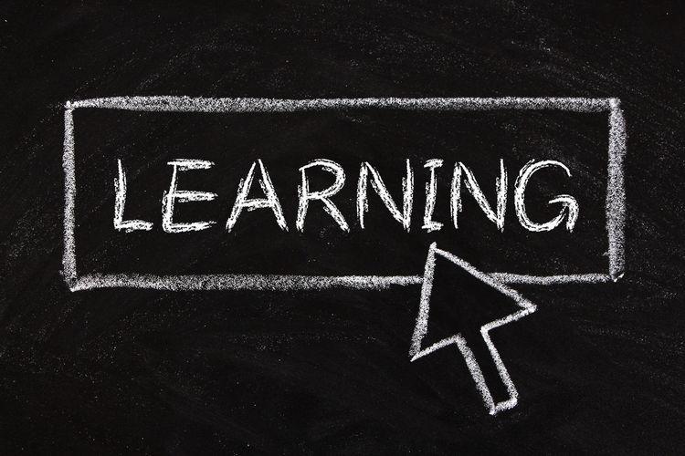 Learning Chalkboard Chalkboard Wall Internet Learning Online Mouse Network Networking Online  Online Learning