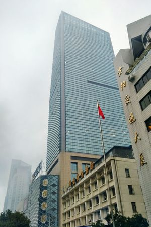 Walking around Guiyang city, enjoying good time there. City Life City Building Buildings Winter Sky Cityscapes Sky And City Cityscape City Skyline Buildings & Sky Guizhou Guiyang