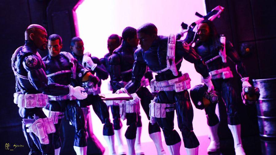 """Field Report"" Toycommunity Toyphotography Marvel Eyeemtoyphotography AlwaysOpenYourToys ACBA Articulatedcomicbookart HasbroToyPic Epictoyart Civil War Agentsofshield"