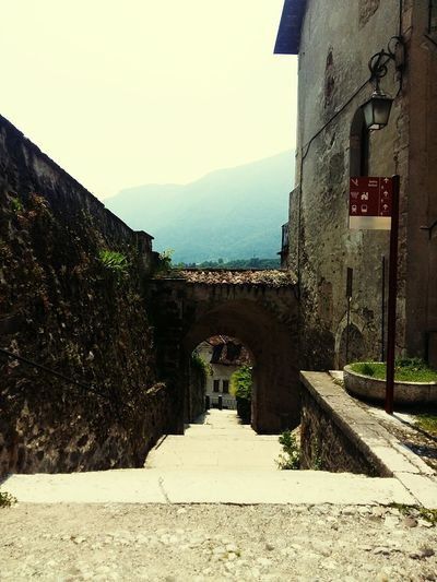 Beautiful Town So Nice Very Nice Loveit Feltre