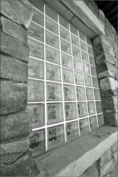 Window @ Observation Tower 1 Middle Harbor Port Of Oakland, Ca Reinforced Window Bnw_friday_eyeemchallenge Abstract What Use Is A Window If You Can't See In Or Out? Cosmetic? Ornamental? Hiding Something? Glass Brick And Mortar Window Unbreakable Non-transparent Black & White Black And White Monochrome Pattern Pieces Geometric Patterns Black And White Collection  Black And White Photography Architecture