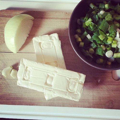 Lauch Lauchzwiebeln Lauchsuppe Käse käsesuppe