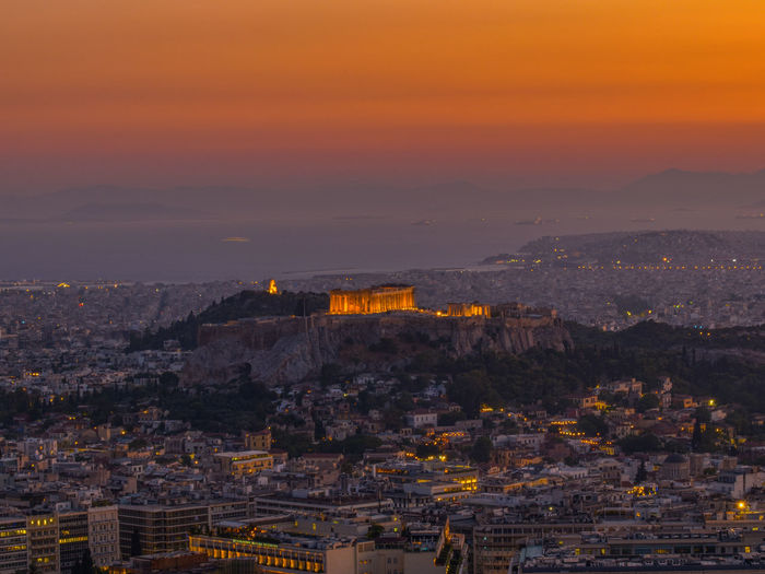 Athens' Beauty