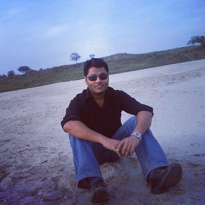 Once upon a time in Allahabad :-)