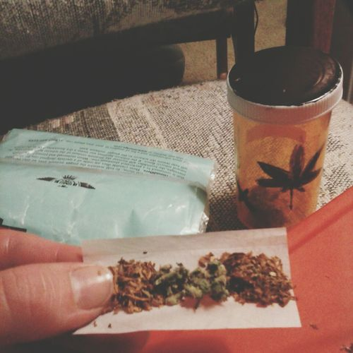 Rollin a Spliff Nativeamericanspirits Jack Herer First Eyeem Photo