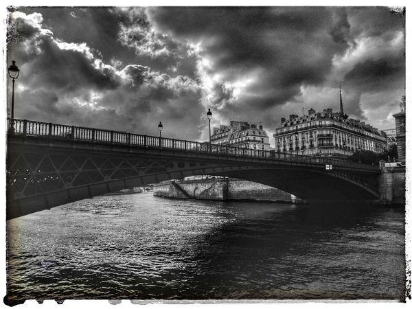 Pont Marie, île Saint Louis Paris Paris Pont Marie Ile Saint Louis