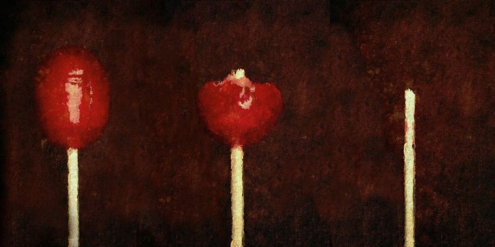 "AMPt - ""Still Life"" (Nature Morte) NEM Painterly"