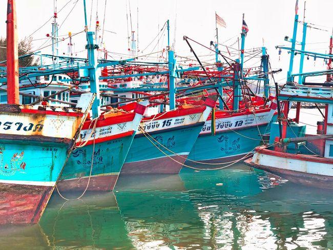 Fisherman Day Sea