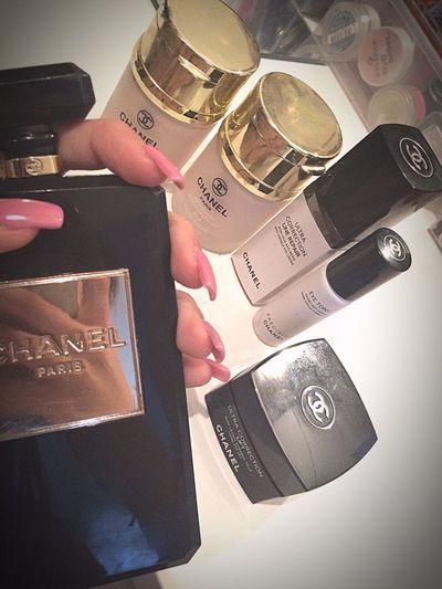 Makeupcollection Chanel❤ Chanel ChanelFoundation Ilovechanel