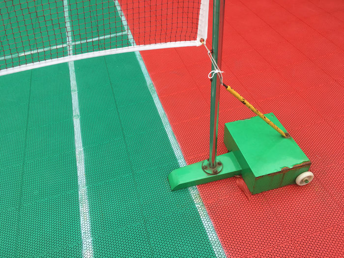 Close-up Sport Equipment Net - Sports Equipment No People Tennis Empty Dividing Line Competition Court