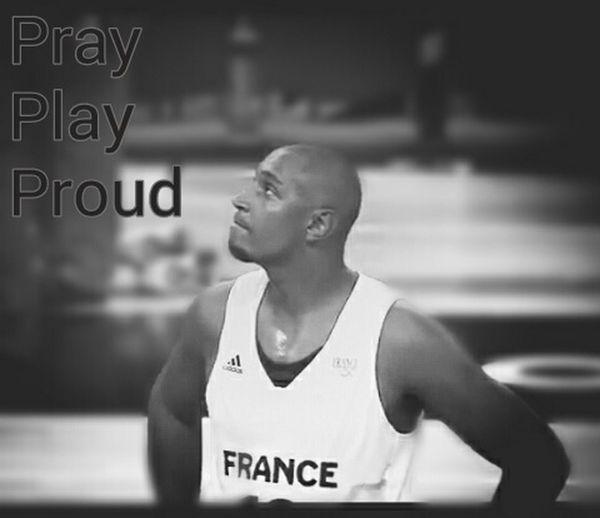 Pray, play, and proud Borisdiaw Francebasketball