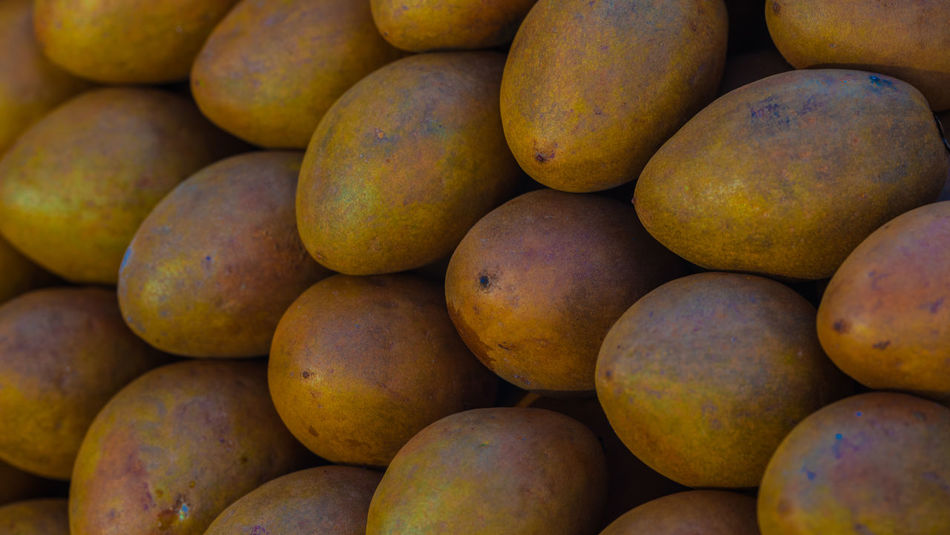 Abundance Backgrounds Close-up Day Food Food And Drink For Sale Freshness Fruit Full Frame Healthy Eating Large Group Of Objects Market No People Outdoors Retail  Supermarket Thai Fruits