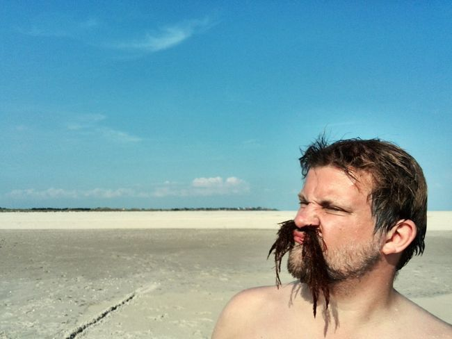 My Mo For Movember @Amrum/Nordsee Moustache Beach Being A Beach Bum New Haircut Sandcastles Sky Northsea Portrait Color Portrait Moustaches Relaxing Enjoying Life Hanging Out Sunshine Enjoying The Sun Quality Time I See Faces Meditation Enjoying The View Style Styling Barbershop Shave Time Beard Miles Away