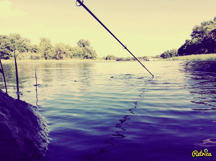 fishing, is a habit <3