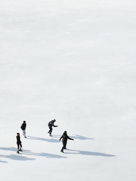 Winter Snow Cold Temperature Real People Leisure Activity Nature Full Length Lifestyles Frozen Outdoors Men Day Winter Sport Ice-skating Ice Skate Ice Rink Ice Hockey Stick Beauty In Nature The Week On EyeEm Editor's Picks
