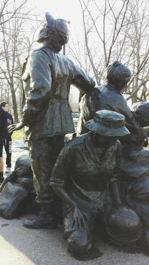 WashingtonDC Statue