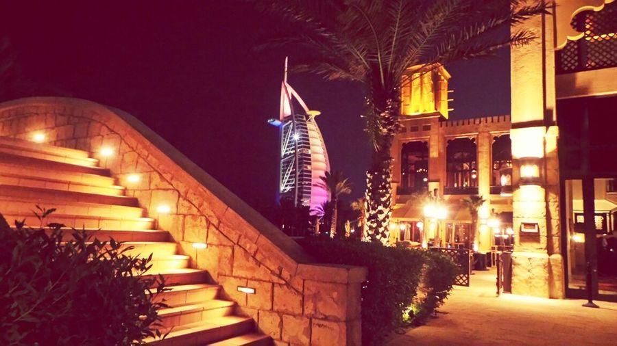 Check This Out Burj Al Arab Hello World UAE , Dubai