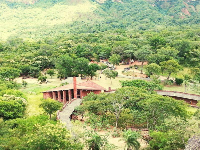 Santuario Mariano de la Torre, Beautiful Relaxing Church Nature Asome