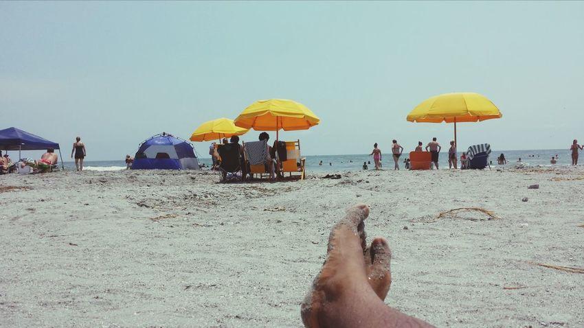 Obligatory beach pic time