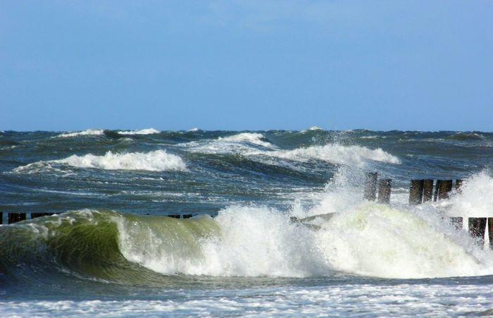 Welle Wellen Meer Ocean Beach Urlaub & Reisen Urlaubsstimmung Urlaub ❤ Urlaub Lake Holiday