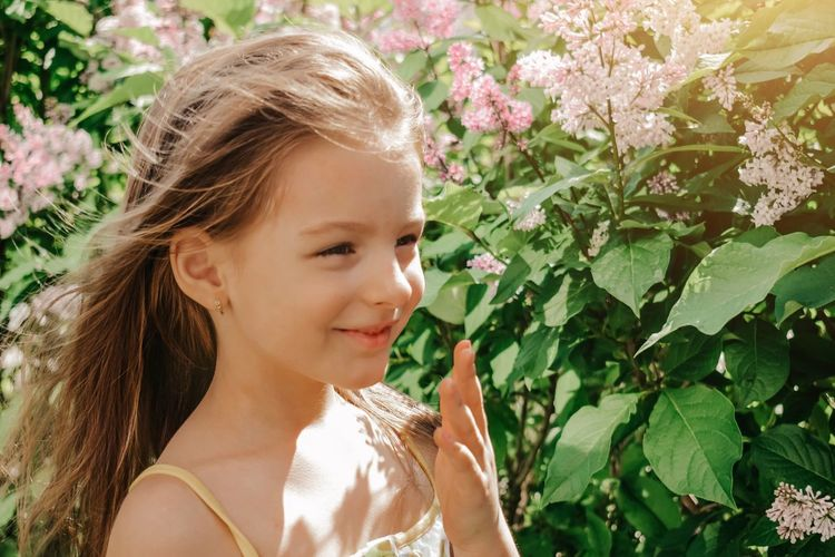Child portrait,