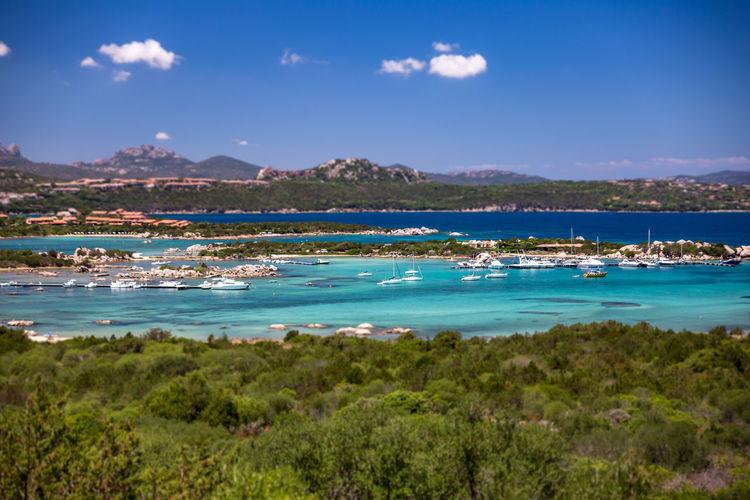 Marinella, Costa Smeralda, Sardinia Italy Harbour Marina Olbia  Blue Costa Smeralda Italy Landscape Marinella Porto Aranci Sardegna Sardinia Tranquility Water Waterfront Yacht Yacht Club