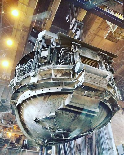 Jspl Biggest furnace @asia
